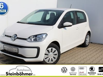 gebraucht VW up! up! move(Klima el. Fenster)