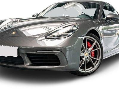 gebraucht Porsche Cayman Cayman(718) S | PASM inkl 10 mm Tieferlegung |