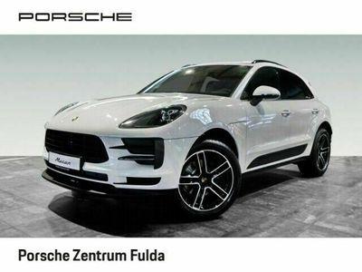 gebraucht Porsche Macan - AHK, Panorama., 20-Zoll, Rückfahrkamera