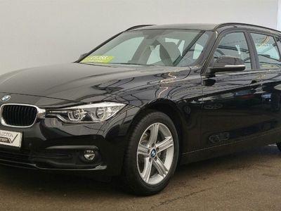 gebraucht BMW 320 d A Touring Advantage Navi,LED,SH,PDC,Hifi