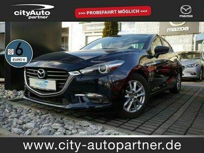 gebraucht Mazda 3 2.0 SKYACTIV-G 120 Exclusive-Line bei Gebrachtwagen.expert