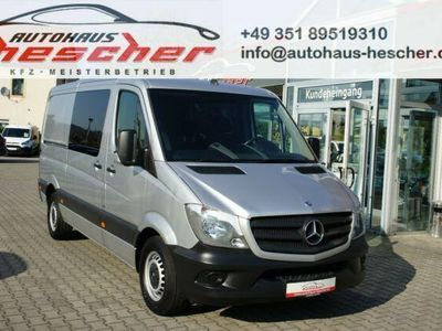 used Mercedes Sprinter II Kasten 319 CDI V6 *L2H1*Navi*Kamera*