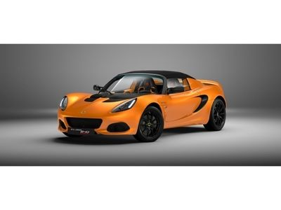 gebraucht Lotus Elise Sport 240 ORANGE METALLIC by HAESE