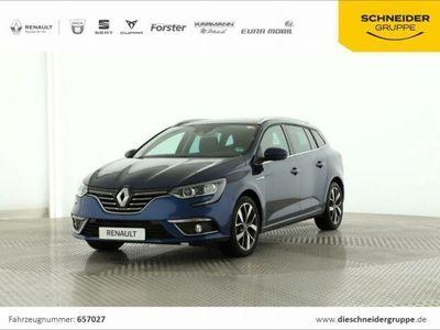 gebraucht Renault Mégane GrandTour TCe 160 BOSE KAMERA NAVI SHZ