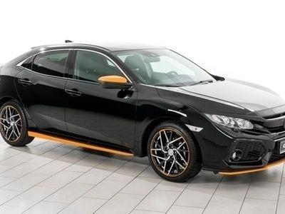 gebraucht Honda Civic 1.0 VTEC Elegance CVT mit Navi, Rückfahrka