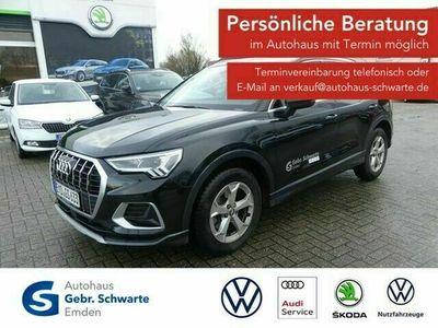 gebraucht Audi Q3 35 1.5 TFSI Navi LED Einparkhilfe Tempomat als SUV/Geländewagen/Pickup in Emden