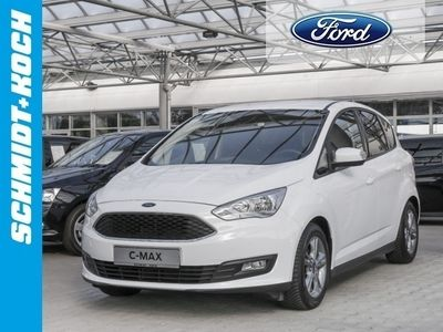 gebraucht Ford C-MAX 1.0 EcoBoost Cool + Connect