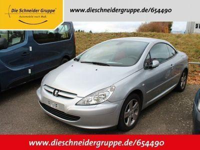 gebraucht Peugeot 307 CC 2.0 Tendance 140