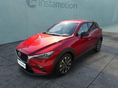 gebraucht Mazda CX-3 CX-3SKYACTIV-G 2.0 HOMURA * LEDER WEIß * VOLL-LED * SITZHEIZUNG * PARKTRONIC * 18 ZOLL