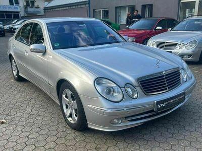 gebraucht Mercedes 320 E -Klasse Lim.ECDI Leder/Navi/SHZ/Xenon/Alu