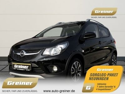 gebraucht Opel Karl 1.0 ROCKS KLIMAANLAGE|PDC|USB|LM-FELGEN