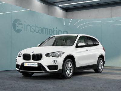 gebraucht BMW X1 X1sDrive 20 i Advantage EU6d-T Aut Navi Temp Klima Park-Assistent