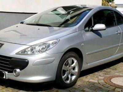 gebraucht Peugeot 307 CC 98 Tsd. KM, Sitzheizung, TÜV, Cabrio