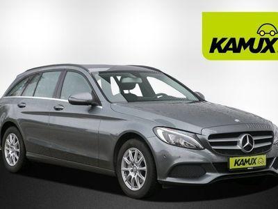 gebraucht Mercedes C200 T d 7G-Tronic Plus +LED +Navi +2x PDC +Erste Hand +EURO 6