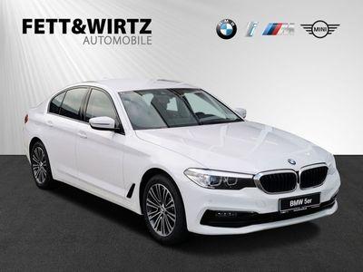 gebraucht BMW 520 d
