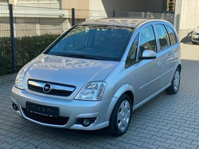 gebraucht Opel Meriva Edition.S Heizung.Klima.TÜV 06/2023