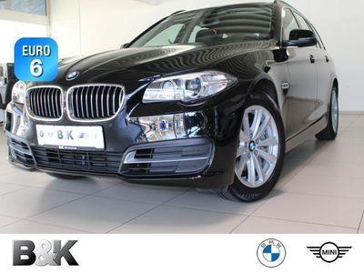 gebraucht BMW 530 d xDrive Touring DrivAss HUD Bi-Xenon Navi