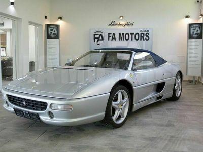 gebraucht Ferrari F355 Spider * Sammler Zustand * Zahnriemen NEU *