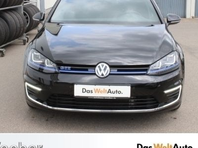 gebraucht VW Golf VII GTE 1.4 TSI Hybrid LED PDC LM Klima