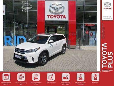 gebraucht Toyota Highlander
