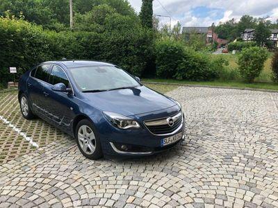 gebraucht Opel Insignia 2.0 CDTI Automatik Edition