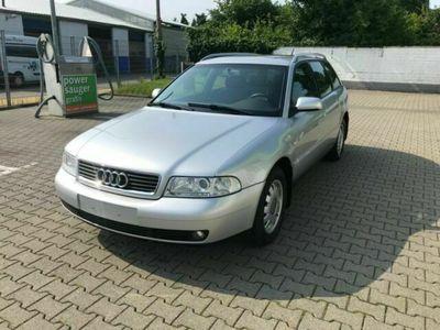 gebraucht Audi A4 1,6L