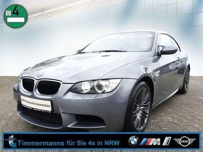 gebraucht BMW M3 Cabriolet M DKG Navi Prof. EDC Klimaaut. Xenon