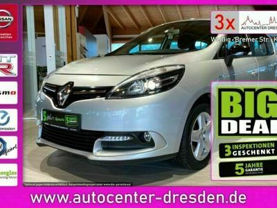 gebraucht Renault Grand Scénic III 1.5 dCi 110 Bremsass Navi PDC