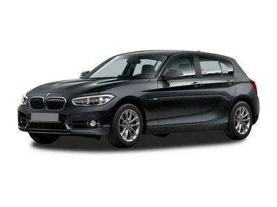 gebraucht BMW 116 116 i Sport-L./Navi/Sitzheiz./LED/Tempomat