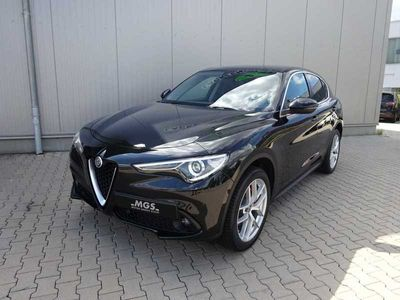 gebraucht Alfa Romeo Stelvio 2.2 Diesel Q4 #NAVI #ACC #SHZ, Vorführwagen, bei MGS Motor Gruppe Sticht GmbH & Co. KG