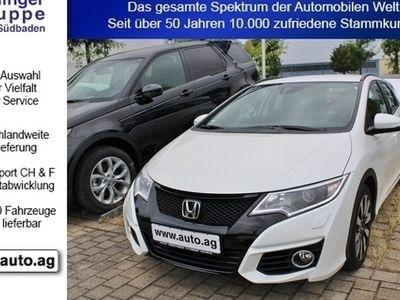 gebraucht Honda Civic Civic 1,6ITOURER ELEGANCE 8-FACH AHK