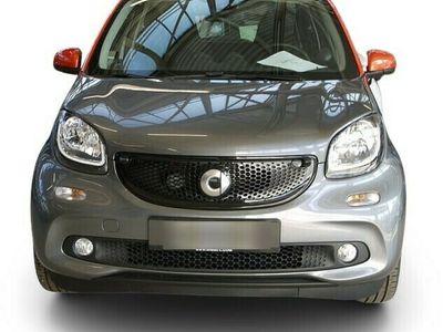 gebraucht Smart ForFour ForFour66 kW turbo FALTDACH+NAVI+KLIMA+SITZHZG+
