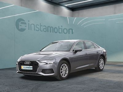 gebraucht Audi A6 A6Limousine 45 TDI qu LED Kamera NAVI ACC