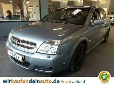 gebraucht Opel Vectra GTS Vectra 3.2 V6XENON·NAVI·SHZ