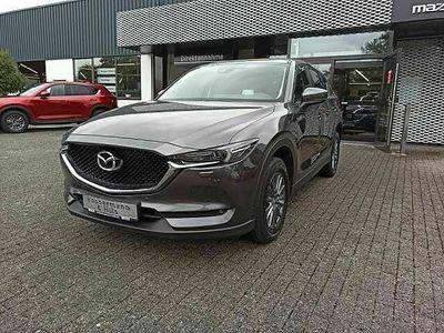 gebraucht Mazda CX-5 6AG Exclusive-Line ACT-P NAV *LED*Rückfahrk