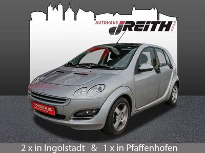 used Smart ForFour cdi softtouch passion