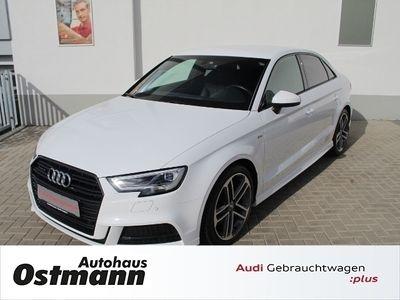 gebraucht Audi A3 Sport Lim. 2.0 TFSI quattro LED*SHZ*EURO6
