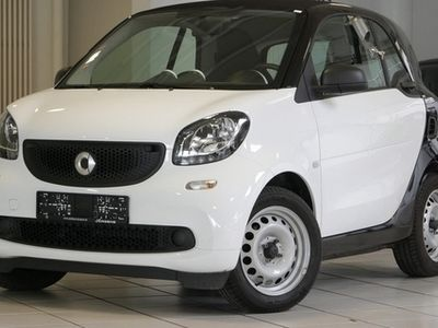 used Smart ForTwo Coupé 52 KW