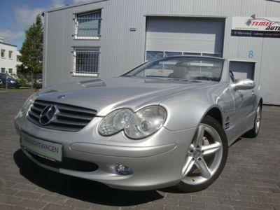 gebraucht Mercedes SL500 *LEDER*COMAND*BI-XENON*
