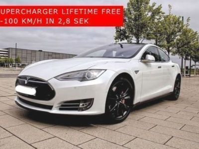 used Tesla Model S P90DL - SUPERCHARGER KOSTENFREI -Mw.St.