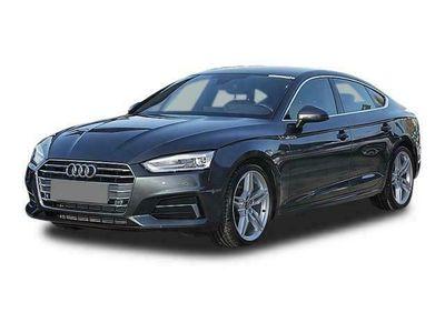 gebraucht Audi A5 Sportback A5 40 TFSI S line NAVI+ AHK 19 DAB Sport