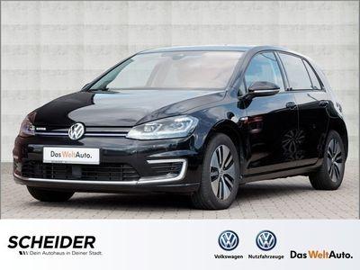 gebraucht VW e-Golf NP48 Leder FAP+ Wärmep.