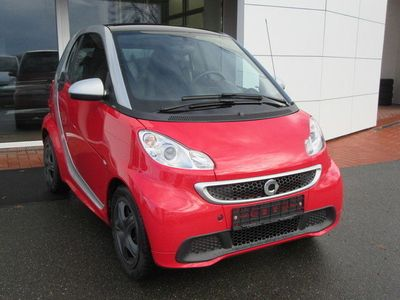 gebraucht Smart ForTwo Coupé mhd passion *Panorama*AT*USB*Klima
