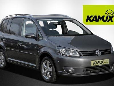 gebraucht VW Touran 2.0 TDi Cup +Navi +2x PDC +Bluetooth +Park-Assist +Winter Paket