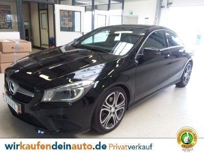 gebraucht Mercedes CLA220 CDI Urban DSG·XENON·NAVI·SHZ