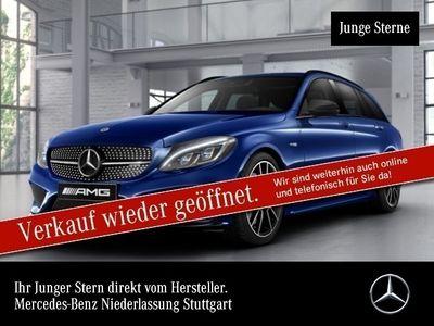 gebraucht Mercedes C43 AMG AMG T 4M Perf-Abgas ILS LED Night Kamera 9G