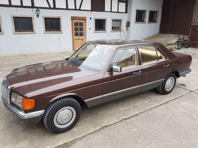 gebraucht Mercedes 380 MB126 H-Kennzeichen. Sammlerzustand!
