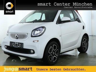 used Smart ForTwo Cabrio prime