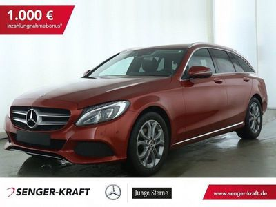 used Mercedes C200 T-Modell