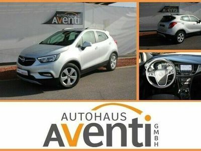 gebraucht Opel Mokka X 1.4 Turbo Edition *Navi*Kamera*PDC* Klima Navi